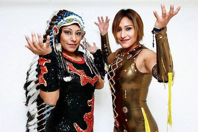 Image result for pro-wrestling sisters