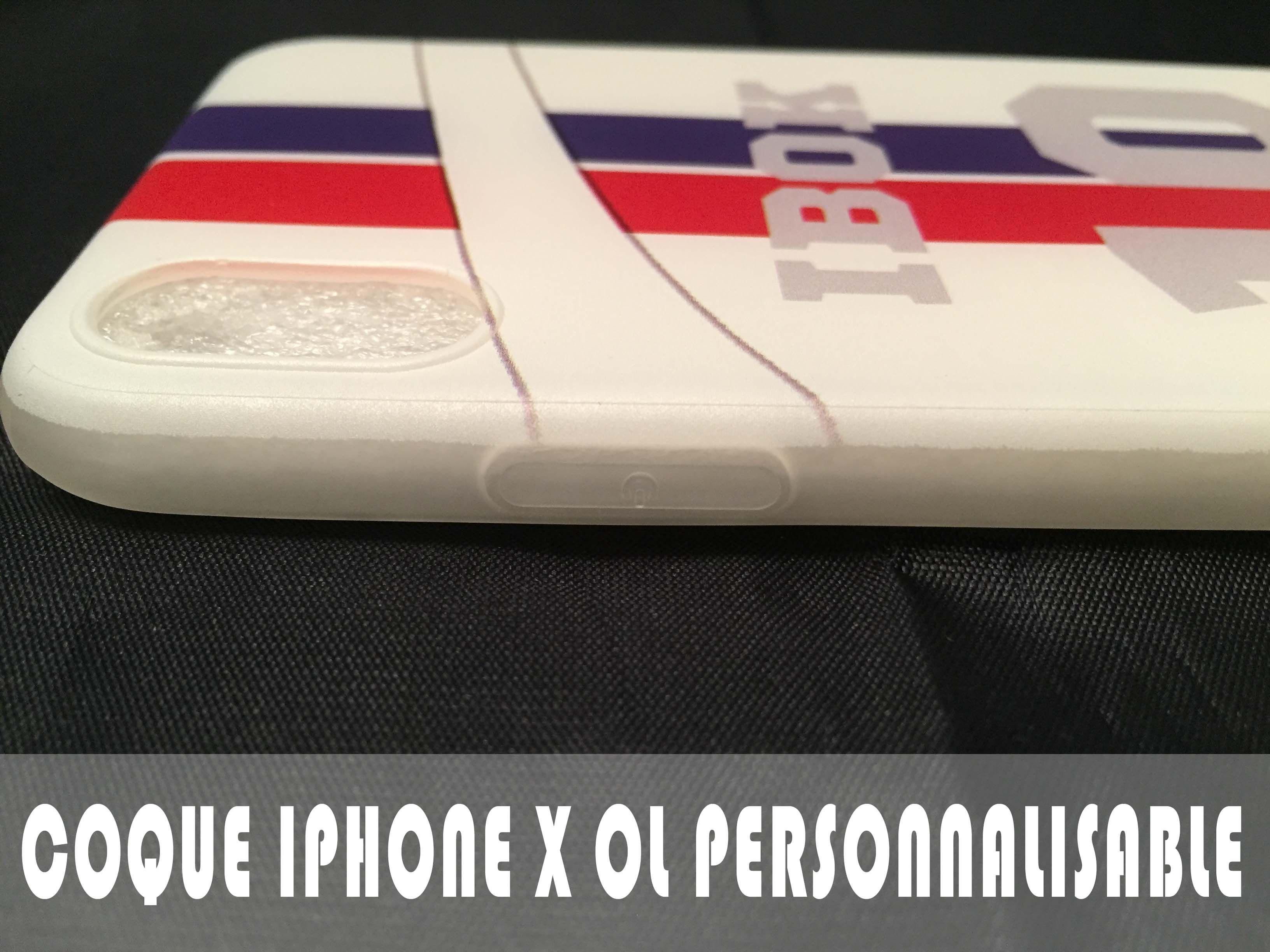 coque iphone x ol