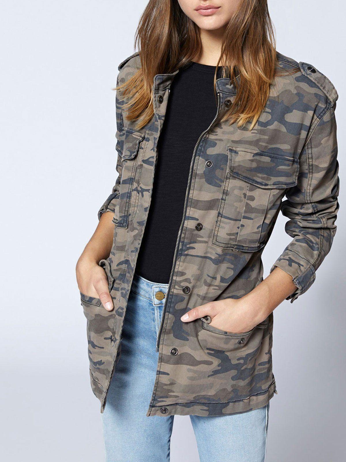 Kinship Surplus Jacket Human Nature Camo By Sanctuary Clothing Jackets Womens Fashion Jackets Clothes [ 1600 x 1200 Pixel ]