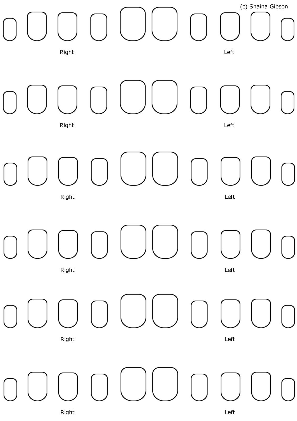 1000+ images about print til negle <3 on Pinterest | Nail art ...