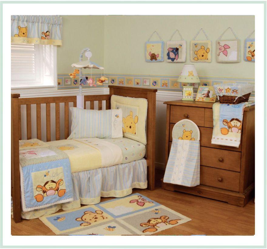 Winnie The Pooh Nursery Room Ideas 8