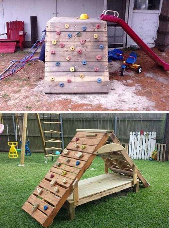 Photo of Der Sommer ist voller Spaß. 21 coole Paletten-Inspirationen, mit denen Kinder die Langeweile in den Ferien loswerden. | CooleTipps.de Selber machen #diypallet – diy pallet creations