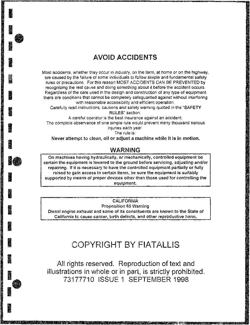 Fiat Allis Fx350lc 7317771050 Excavator Parts Manual Pdf Download Service Manual Repair Manual Pdf Download Repair Manuals Excavator Parts Excavator
