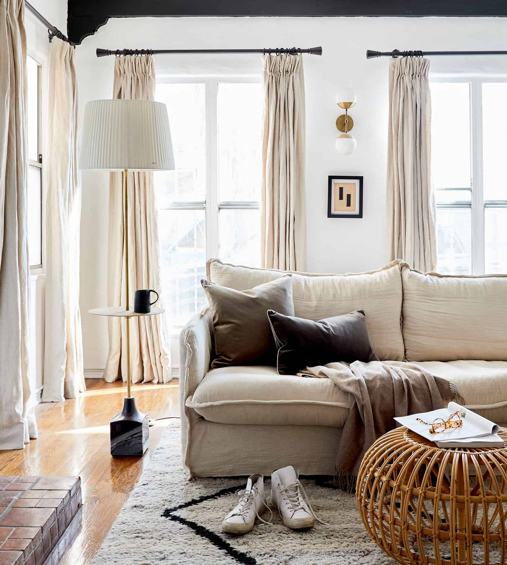 the rules to picking the most comfortable sofa plus the