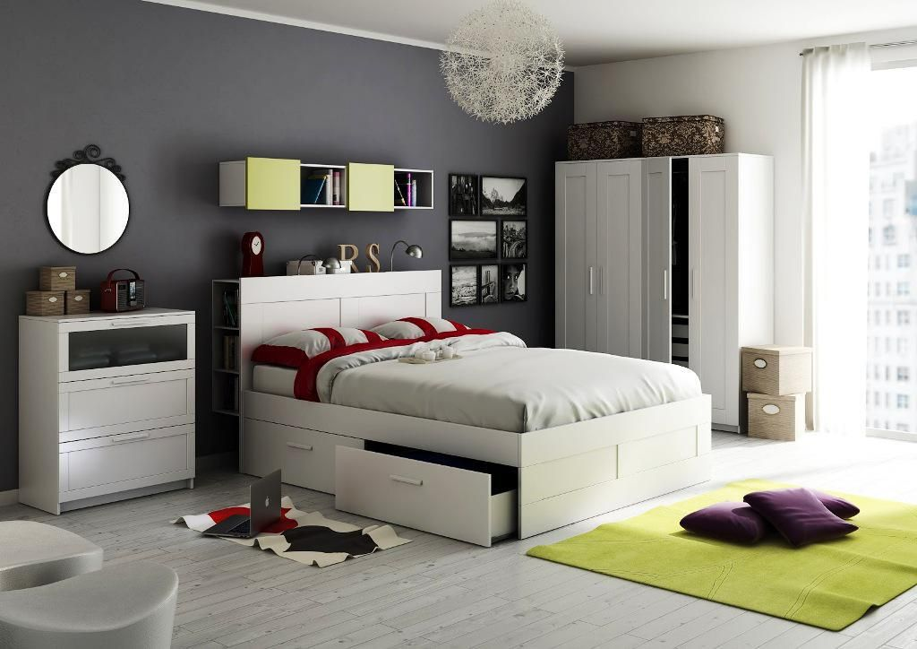 Ikea Schlafzimmer Sets Schlafzimmermöbel dekoideen  ...