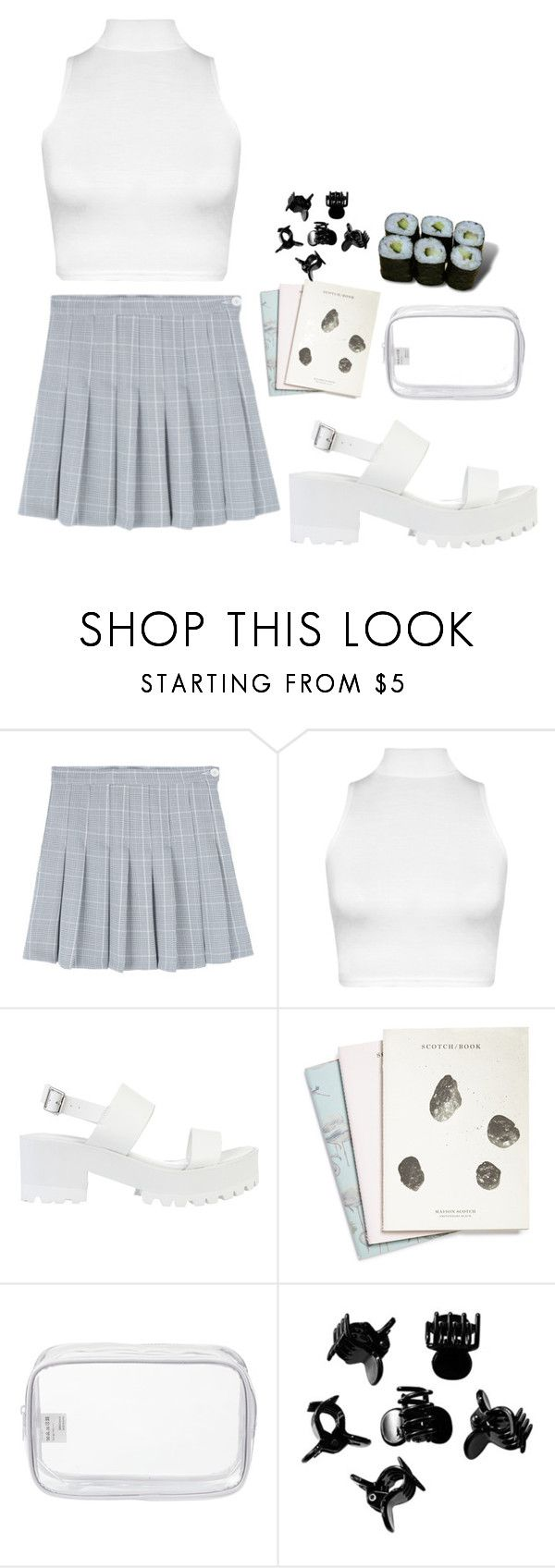"""you"" by loren-820 ❤ liked on Polyvore featuring WearAll, River Island, Jura, Maison Scotch, John Lewis and H&M"