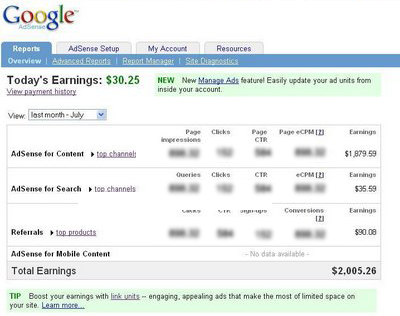 Making Money Online with Google Adsense. #OnlineIncome