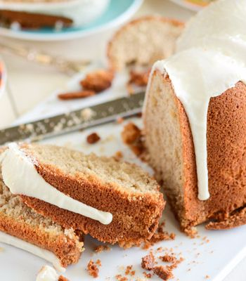 Recipe Spiced Buttermilk Pound Cake Buttermilk Pound Cake Praline Cake Pound Cake Recipes