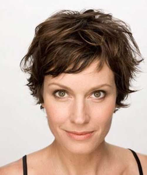 15 Short Pixie Haircuts For Thick Hair Http Www