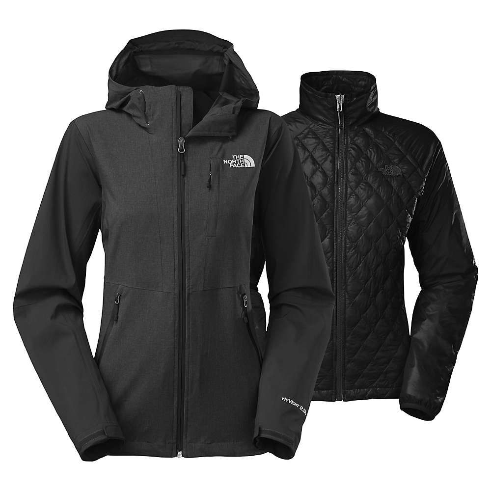 The North Face Women S Thermoball Triclimate Jacket Jackets For Women North Face Jacket Womens Triclimate Jacket [ 1000 x 1000 Pixel ]