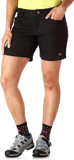 63003bb44 Club Ride Women s Eden Bike Shorts Raven XL