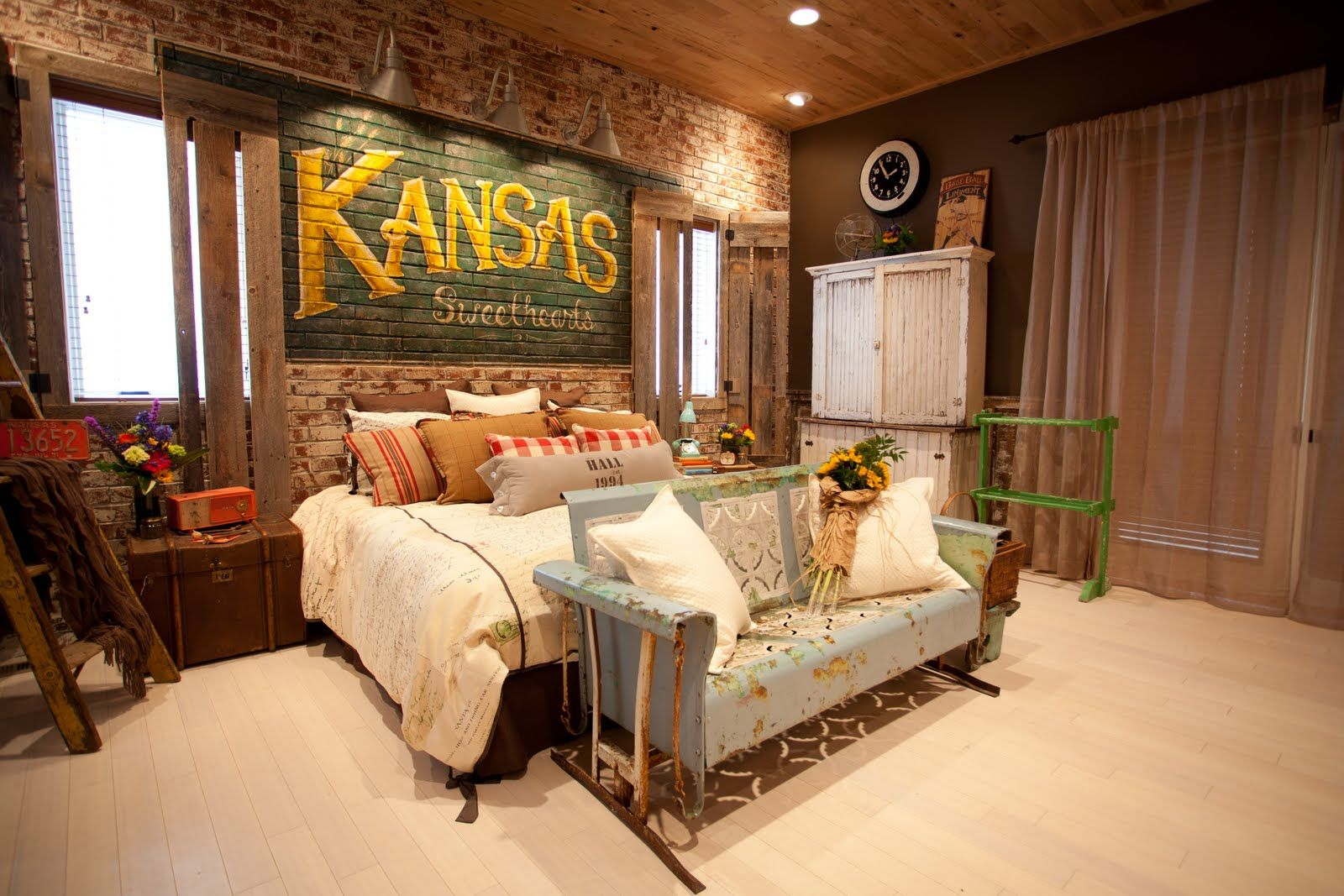 extreme home makeover bedrooms