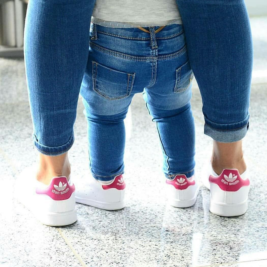 ba0ff3a8bb9 baby #adidas | cute baby with a style | Mother daughter outfits, Mom ...