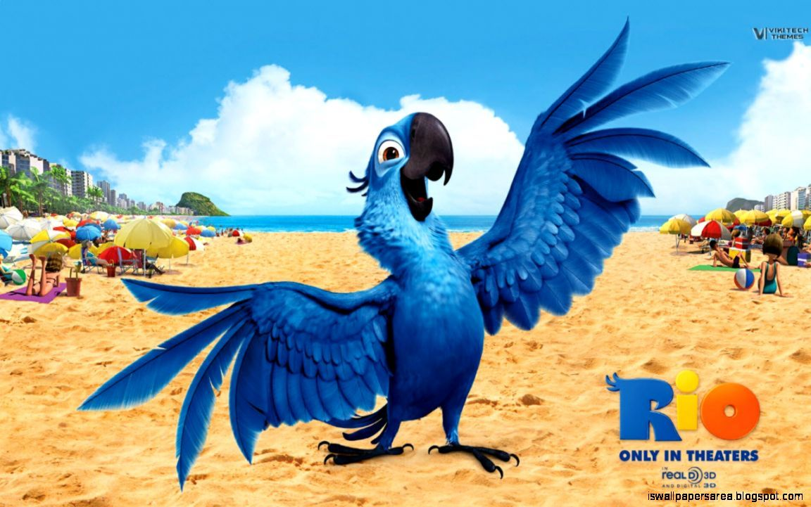 Angry Birds with Rio High Definition Wallpapers HD | Rio ...