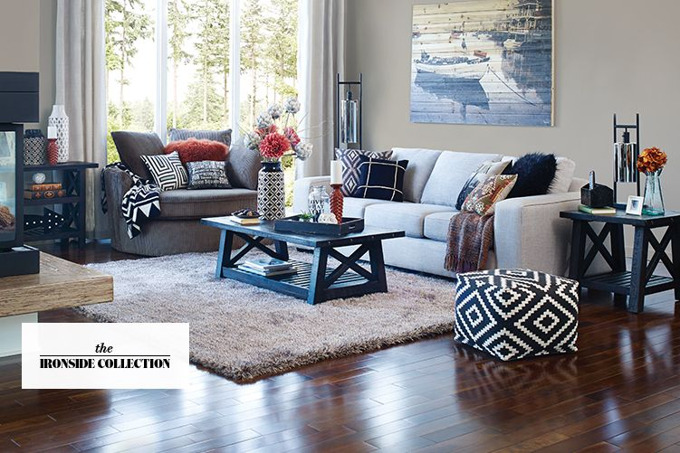 Ironside Rugged Furniture Collection Urban Barn Cool ideas