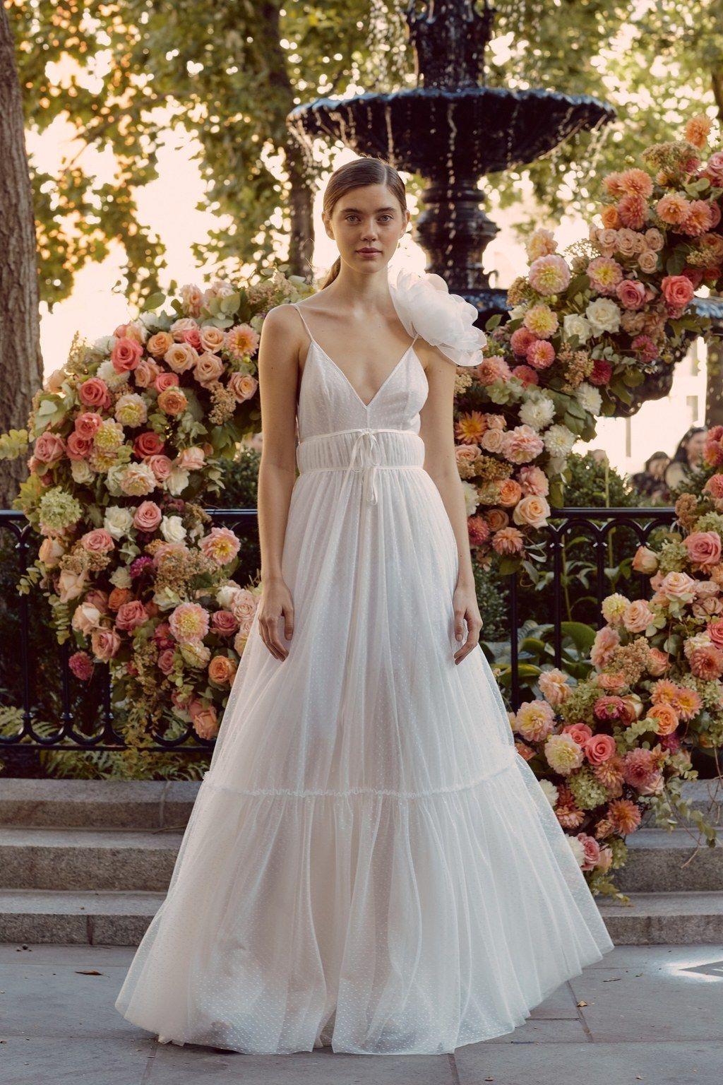 Lela Rose Bridal Automne-Hiver 2020-2021 – Défilé