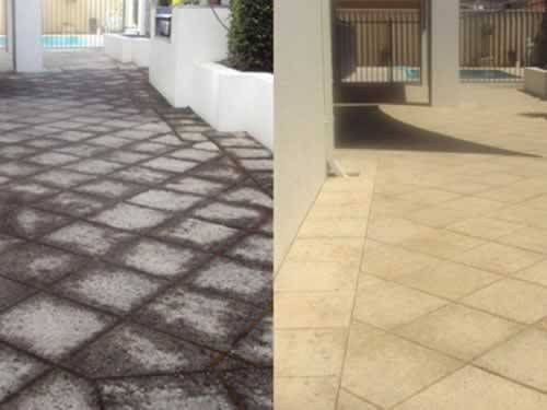 Restore Your Paver With These Diy Painting Hacks Pavers Diy Limestone Pavers Limestone Paving