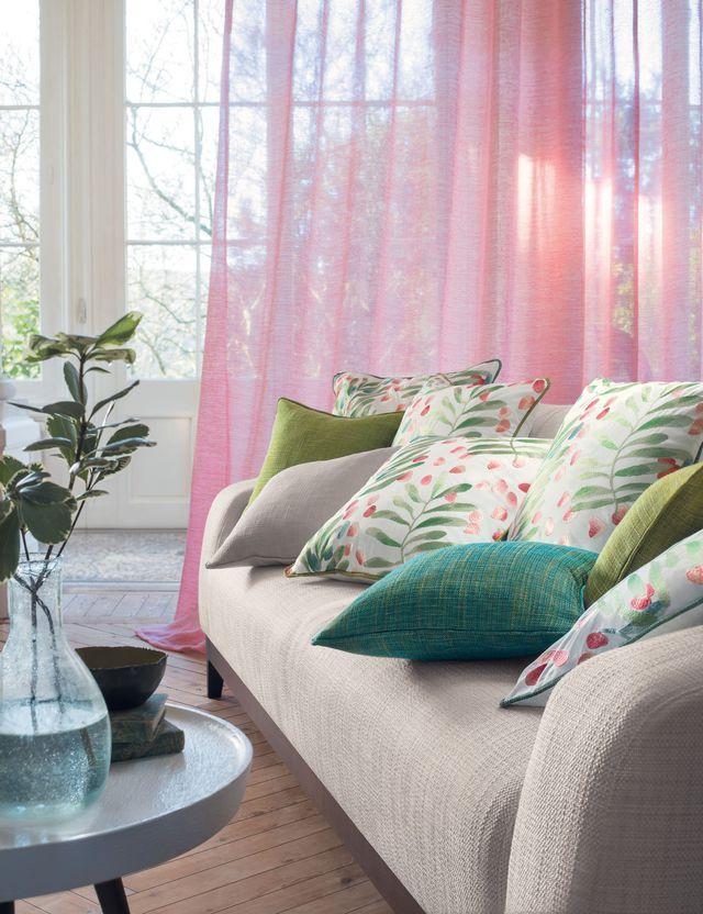 12 voilages et rideaux pour d corer ses fen tres inspiration shopping par c t maison for Voilage deco