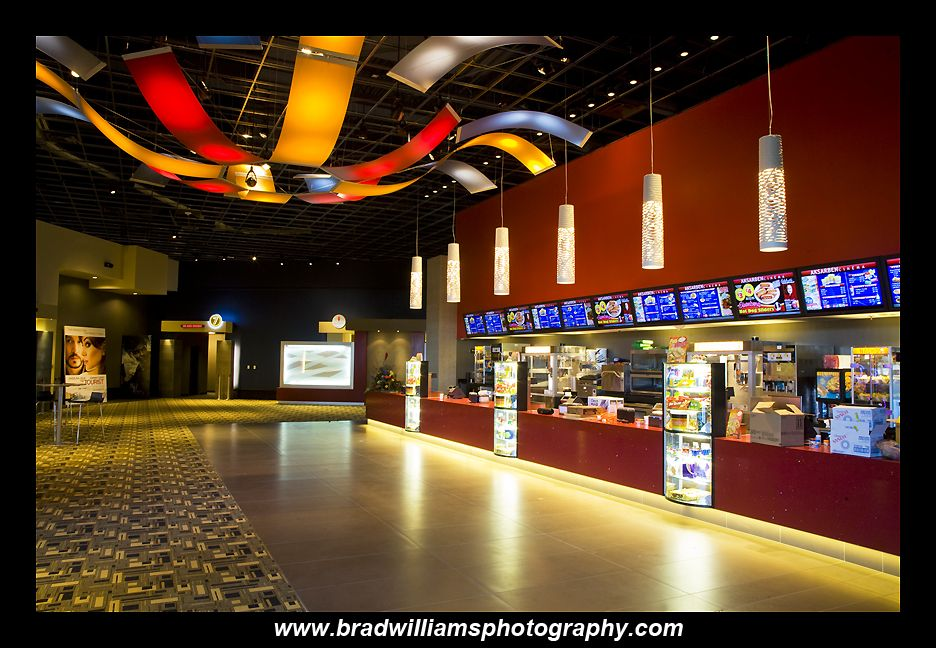 A look inside Aksarben Cinema (home, theater, price) - City