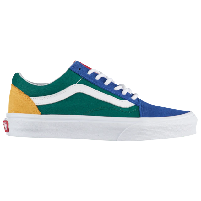 vans bleu foot locker