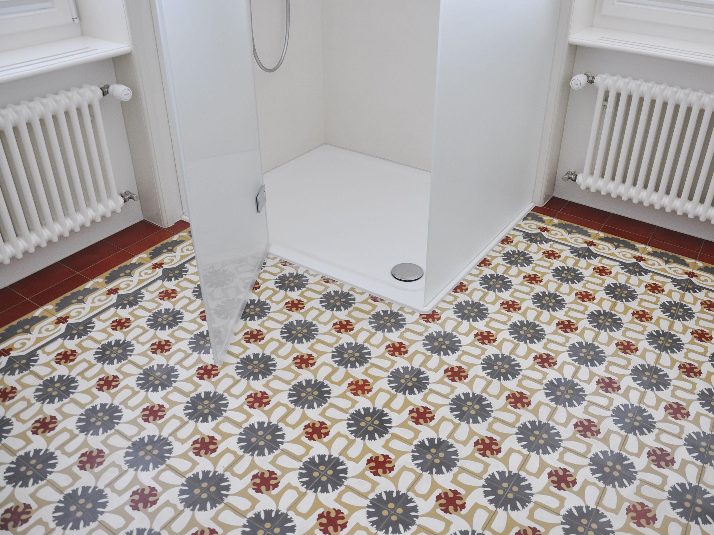 Einfamilienhaus In Gossau Keramik Bau Ag Badezimmer Design Bodenfliesen Muster Bad Inspiration