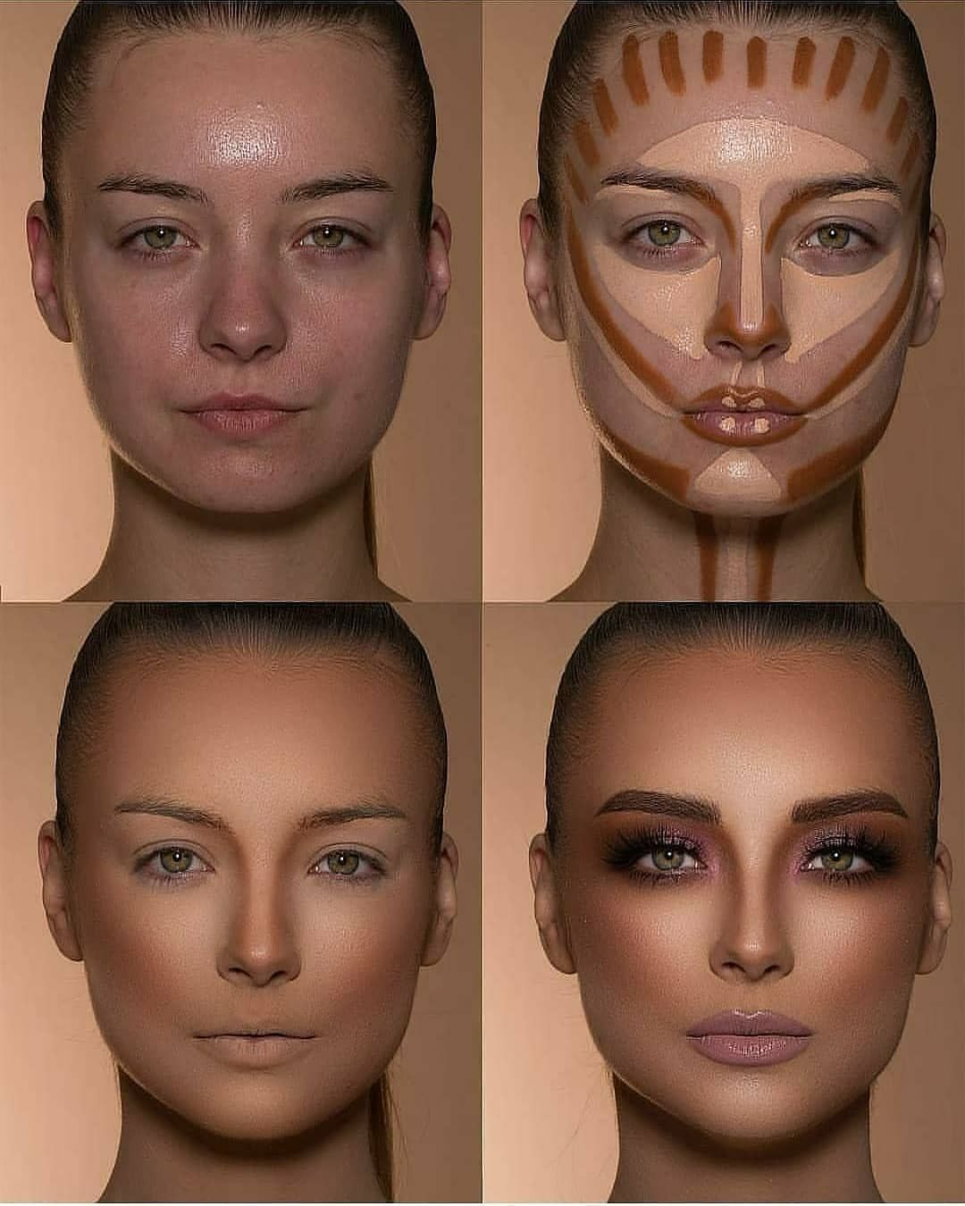 """LeexLondon on Instagram """"Which one is your face type"""