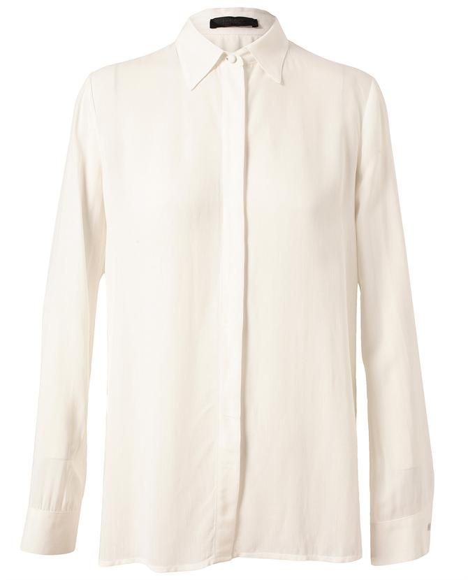 the perfect white dress shirt. A must | Dress up and go out ...