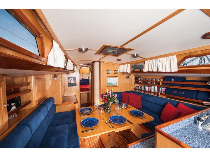 1993 Alden Yachts Alden 43 sailboat for