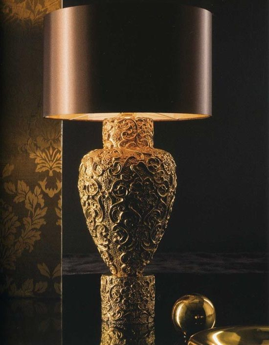 InStyle Decor Table Lamps Luxury Designer Modern