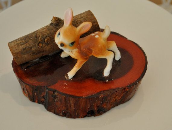 Collectible Figurine Sweet Fawn