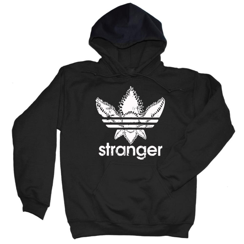 adidas hoodie upside down logo