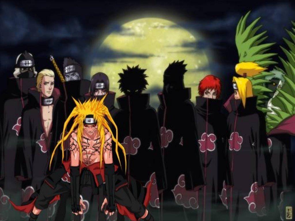 Naruto Wallpaper Naruto Shippuden Naruto Shippuden Akatsuki