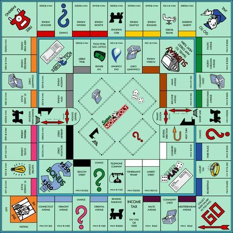 Monopoly Trinkspiel