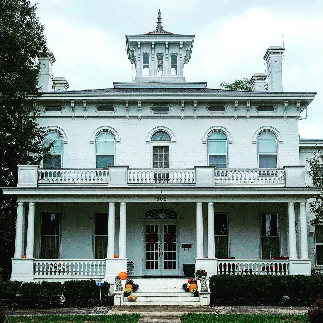 Greendale (Indiana) | Victorian architecture, Victorian ...