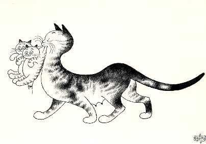 Plus de 1000 idées à propos de chat noir dessin sur Pinterest