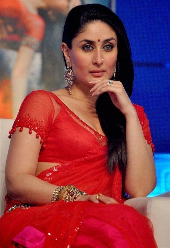 Kareena Hot In Red Saree Found Pix Indian Bollywood Actress Bollywood Actress Bikini Beautiful Indian Actress