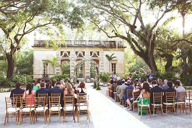 This couples exquisite wedding venue is one of miamis hidden gems brides this couples exquisite wedding venue is one of miamis hidden gems junglespirit Choice Image