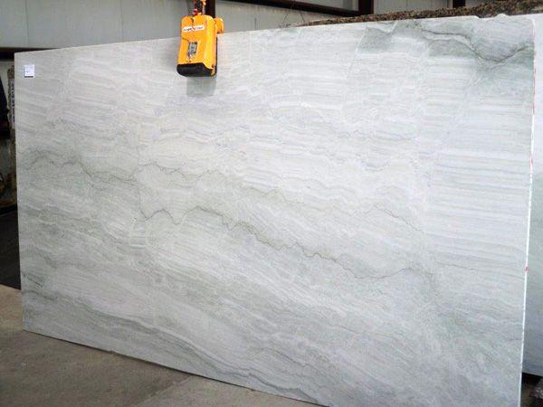 Sea Pearl Granite Slab Countertops In 2019 Kitchen