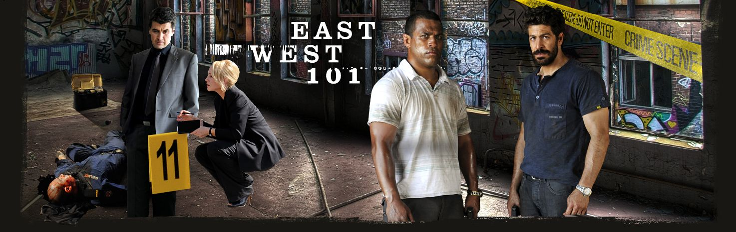 East West 101, starring Don Hany, Susie Porter and Aaron Fa'aoso, 2007-2011