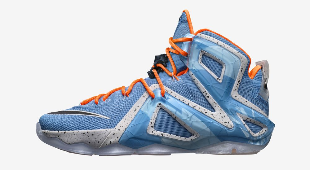 huge discount 37a4b 84c46 Your First Look at the Nike LeBron 12 Elite