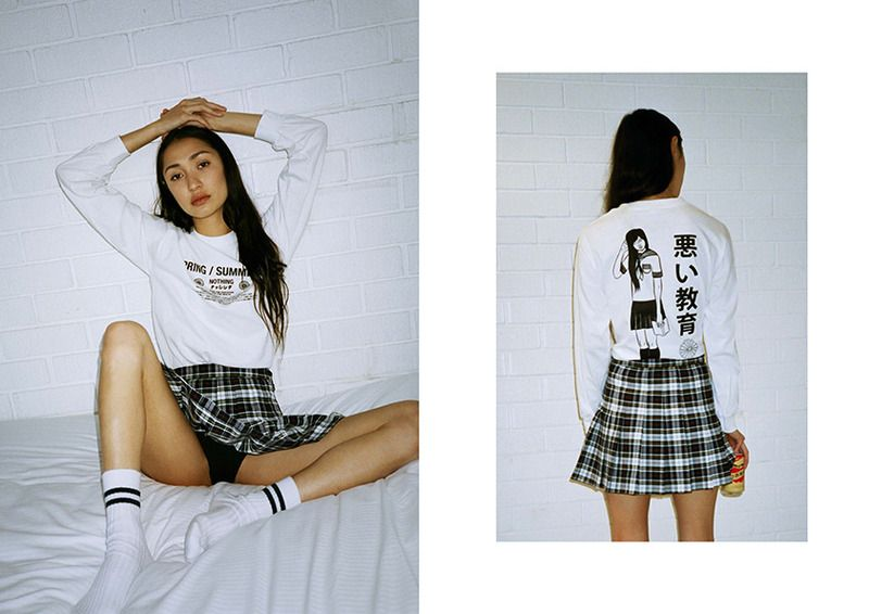 Anime inspired streetwear creativity post fashion