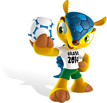 2014 Fifa World Cup Official Mascot World Cup 2014 Fifa World Cup World Cup