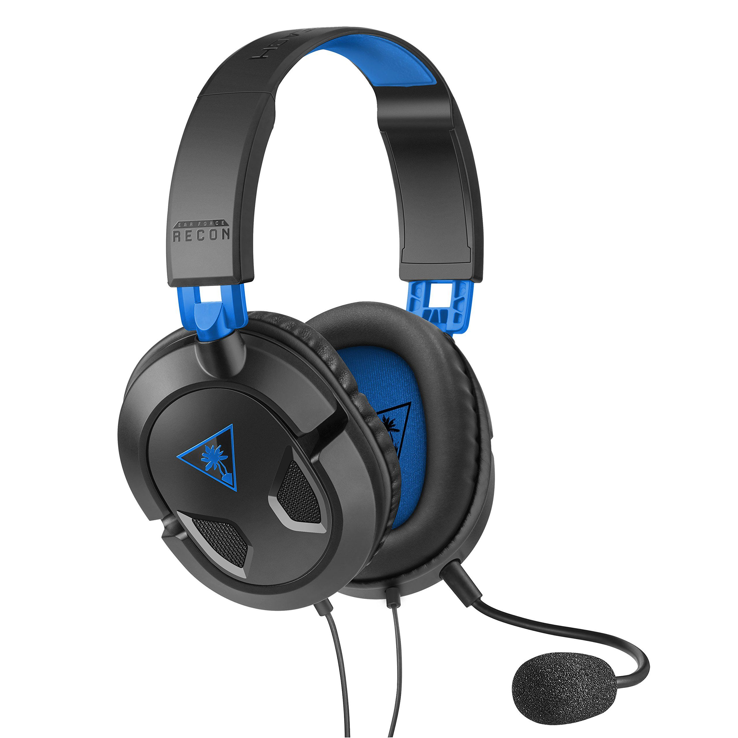4b5a6a313f9 Turtle Beach - Ear Force Recon 50P Stereo Gaming Headset - PS4 and Xbox One  (compatible w/ Xbox One controller w/ 3.5mm headset jack),#Recon, #Gaming,  ...