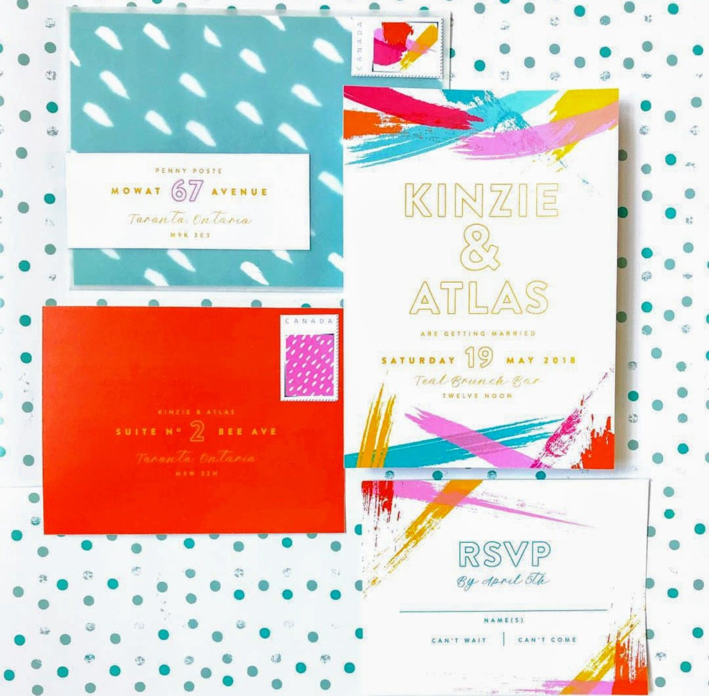 Patterned invites | Wedding paper perfection | Pinterest | Wedding ...