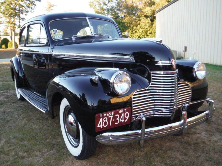 1940 chevrolet special deluxe sedan 1931 to 1940 carz for 1940 chevrolet 4 door sedan