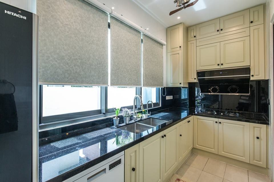 14 practical wet and dry kitchens in malaysia  kitchen
