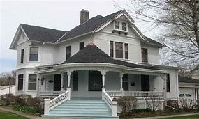 Image result for old farmhouse plans with wrap around porches | My on victorian farmhouse exterior, victorian style farmhouse, victorian farmhouse floor plans, farmhouse floor plans with porch, single story farmhouse with wrap around porch, victorian farmhouse architecture, 1935 farmhouse with wrap around porch, farm house with wrap around porch, stone farmhouse wrap around porch, victorian garage plans,