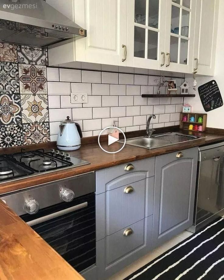 60 fantastic farmhouse kitchen backsplash design ideas and decor kitchenbacksp on farmhouse kitchen backsplash id=81663