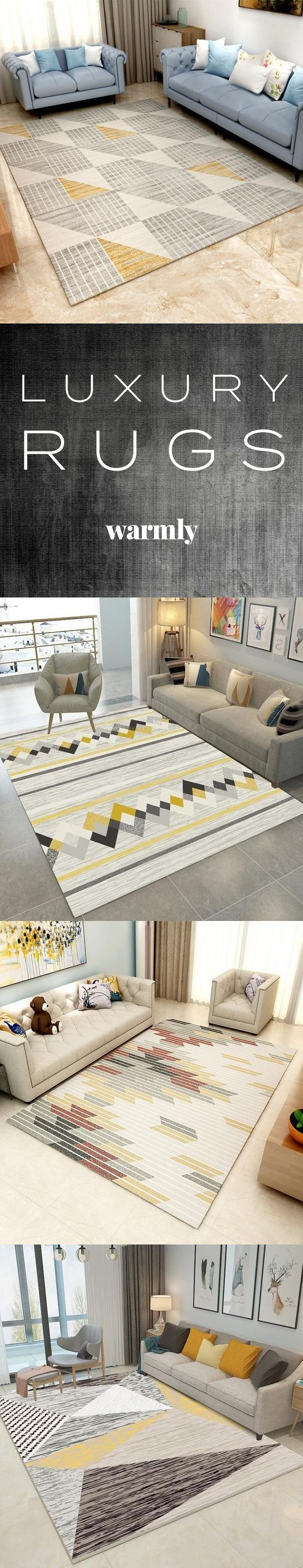 Luxurious Rugs from Warmly - ★★★★★ (5/5)
