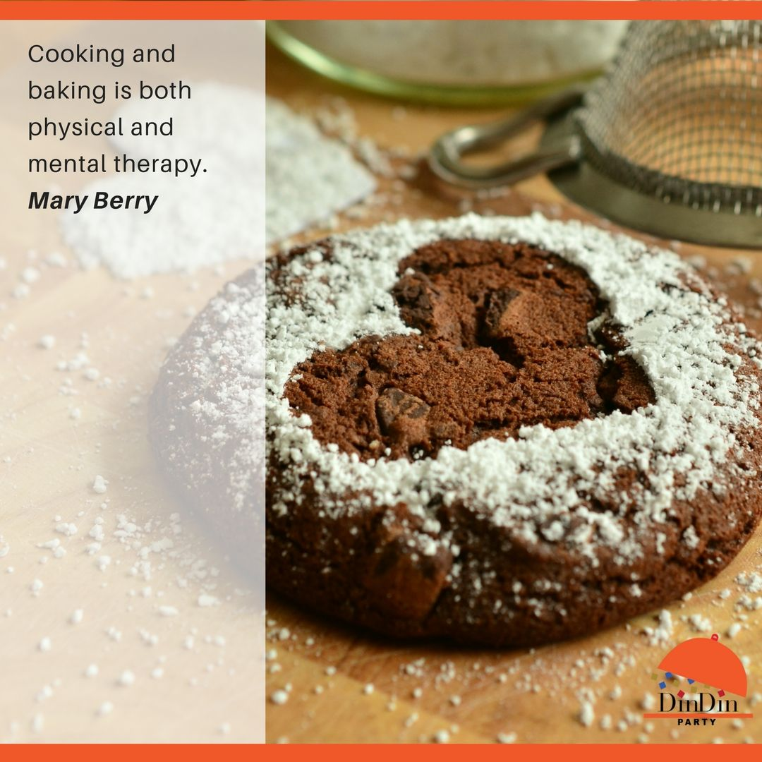 Cooking and baking is both physical and mental therapy mary cooking and baking is both physical and mental therapy mary berry sciox Image collections